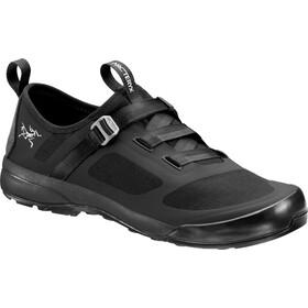 Arc'teryx Arakys Approach Shoes Men, black/black